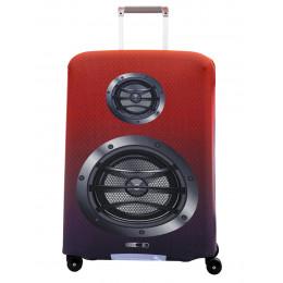 """Чехол для чемодана """"Boombox"""" M/L"""