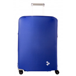 "Чехол для чемодана ""Dark Blue"" M/L"