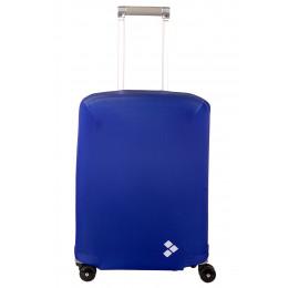 """Чехол для чемодана """"Dark Blue"""" S"""
