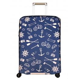 """Чехол для чемодана """"Oldboy"""" M/L"""