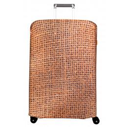 """Чехол для чемодана """"Some kind of bag"""" (Какой-то мешок на чемодане) L/XL"""