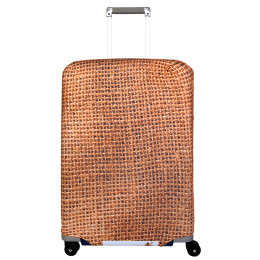 "Чехол для чемодана ""Some kind of bag"" (Какой-то мешок на чемодане) M/L"