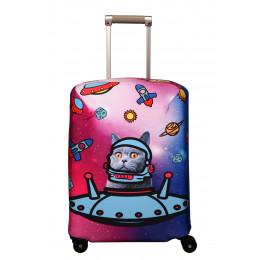 "Чехол для чемодана ""Rocket"" (Ракета) S"