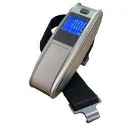 Весы дорожные серебряные Flyandtrip премиум