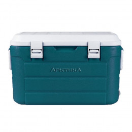 Изотермический контейнер Арктика 30 литров аквамарин