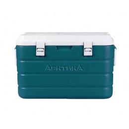 Изотермический контейнер Арктика 40 литров аквамарин
