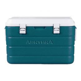 Изотермический контейнер Арктика 60 литров аквамарин