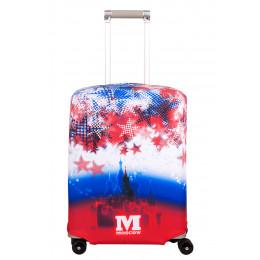 """Чехол для чемодана """"Moscow"""" S"""